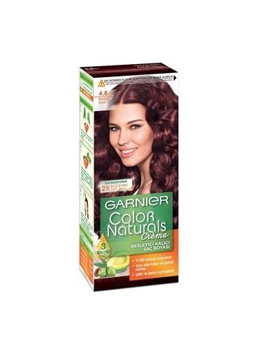 Garnier Garnier Color Naturals Saç Boyası 4.6 Kestane Kızıl Saç Boyası Renkli